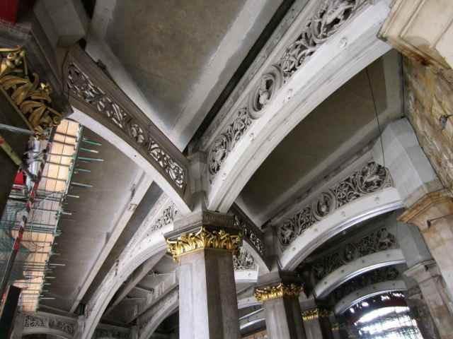 under a silver bridge