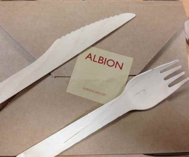 Albion box