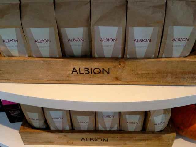 Albion Builder's Tea