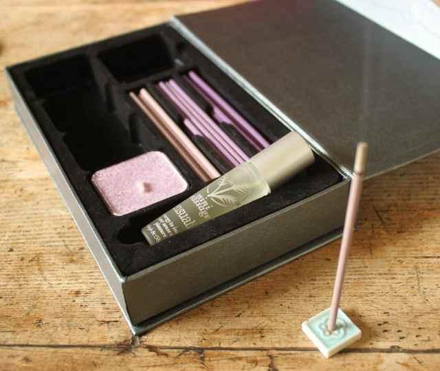 Aromatherapy box