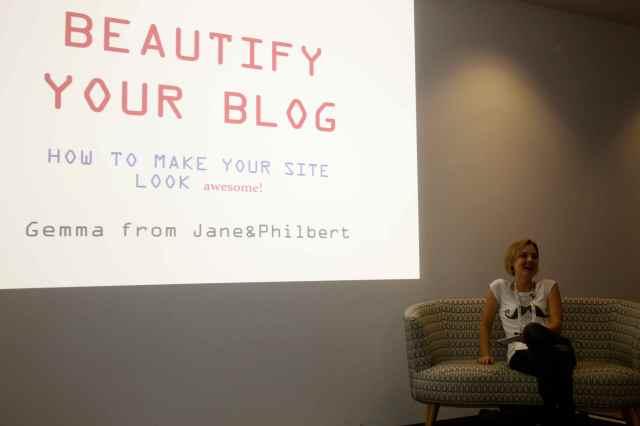 Beautify blog