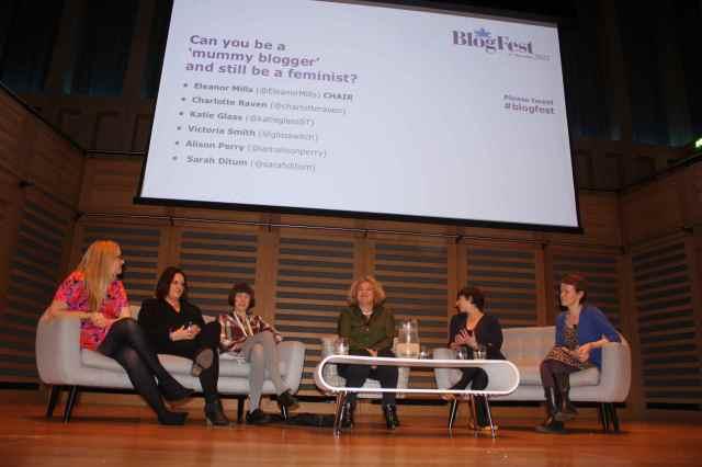 Blogfest feminism question