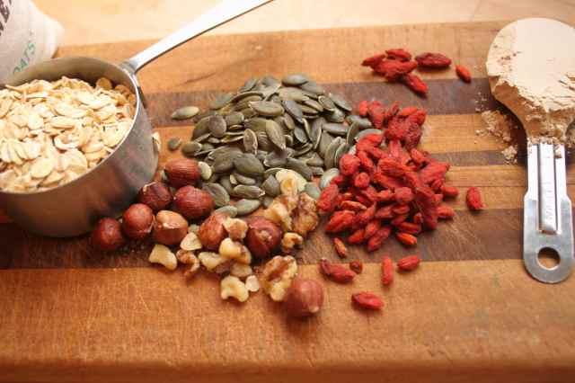 breakfast ingredients 8-11-13