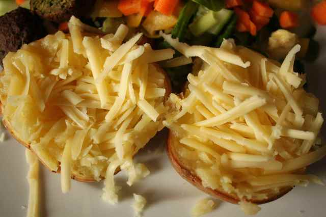 cheese on potatoes 12-11-13