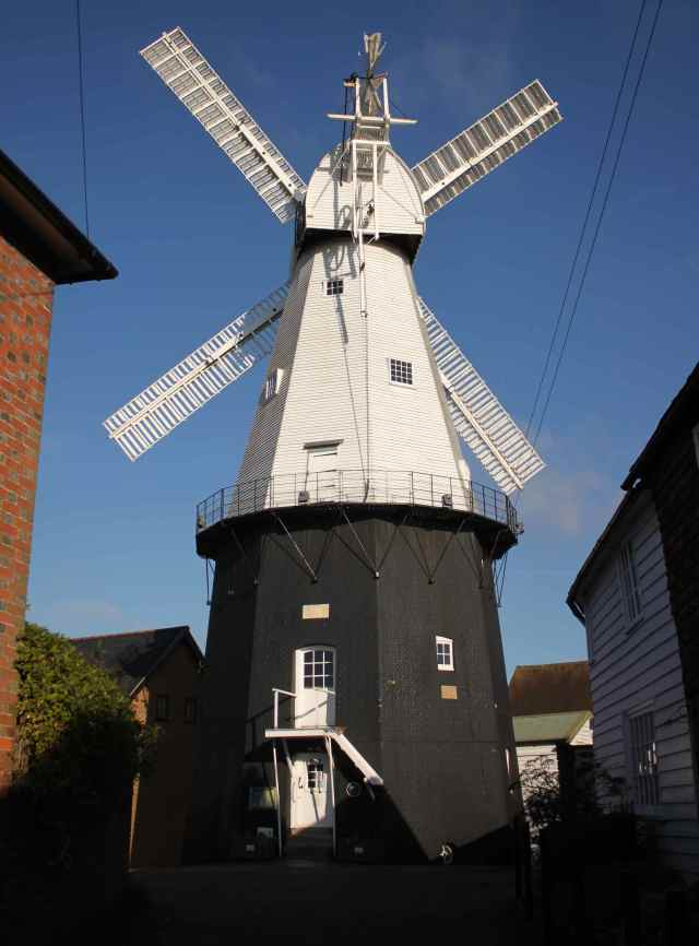 Cranbrrok windmill