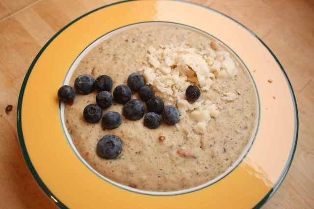 ground porridge