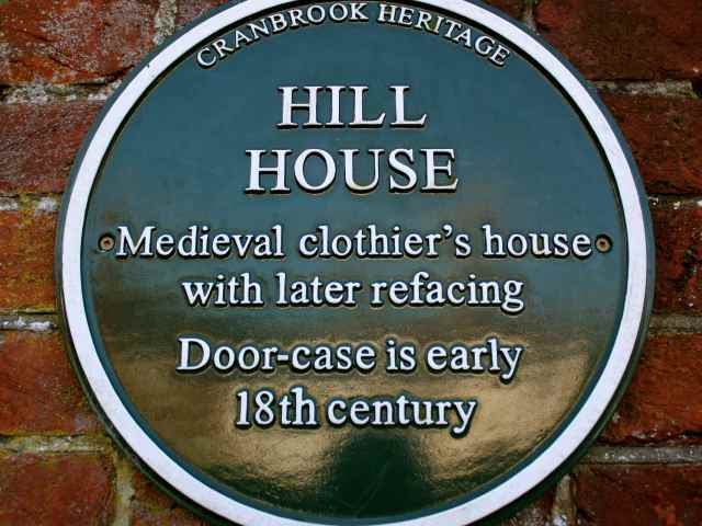 Hill House Cranbrook