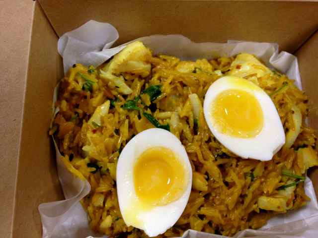 Kedgeree from Albion