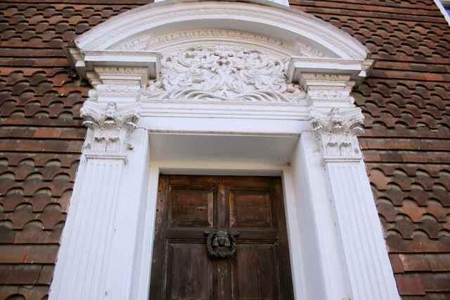 Mill House Door