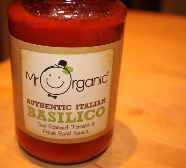 Mr Organic Basilico