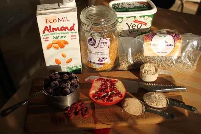smoothie ingredients 15-11-13