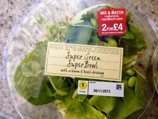 Super Green Salad Bowl