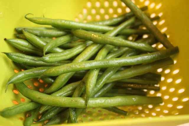 thin beans