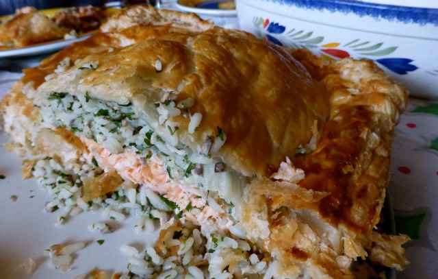 Abi's salmon