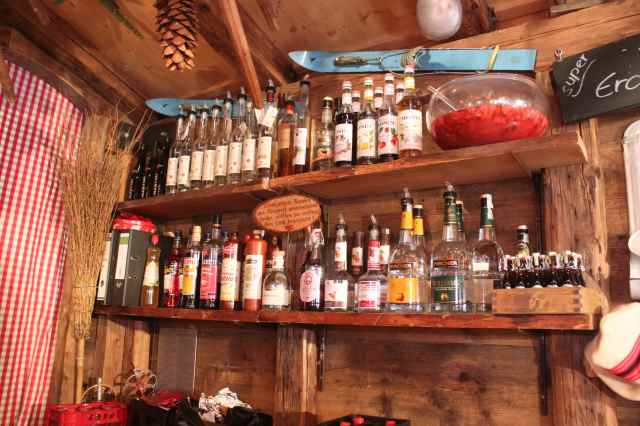 bar in S.Tyrol