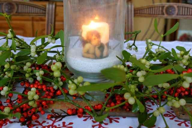 Christmas Day table 1