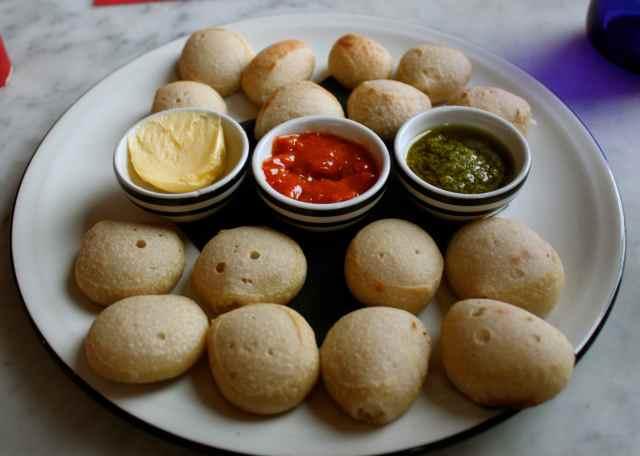 dough balls and 3 di[s