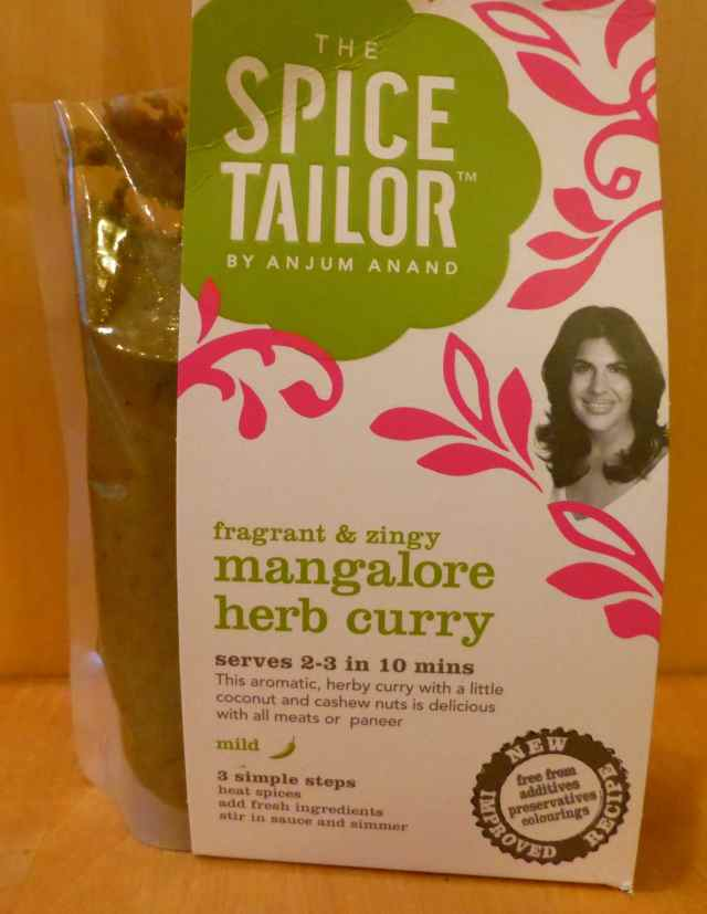 Mangalore curry