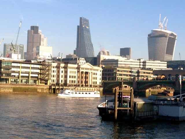 new buildings in London