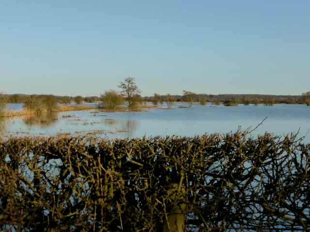 Northiam flooding 1