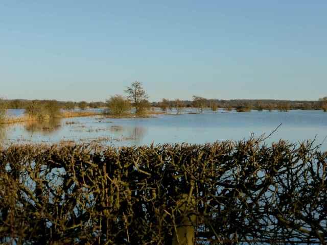Northiam flooding 1