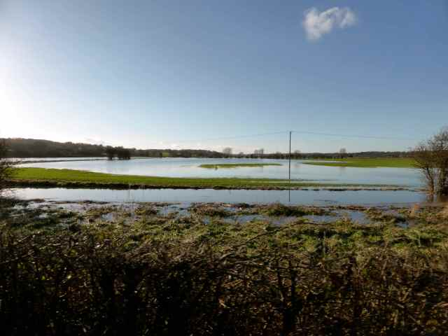 Northiam flooding 3