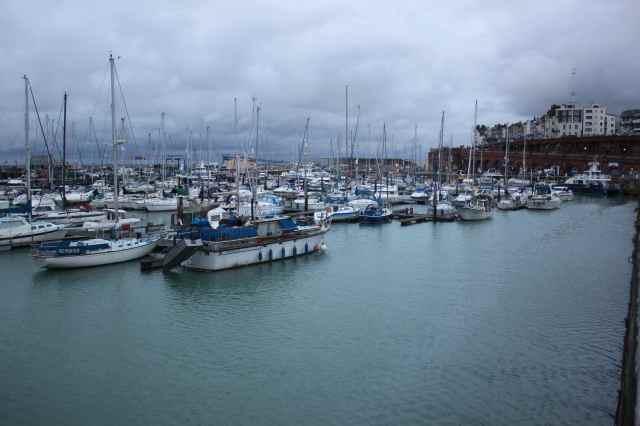 Ramsgate harbour 17-12-13