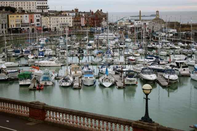 Ramsgate marina 7-12-12