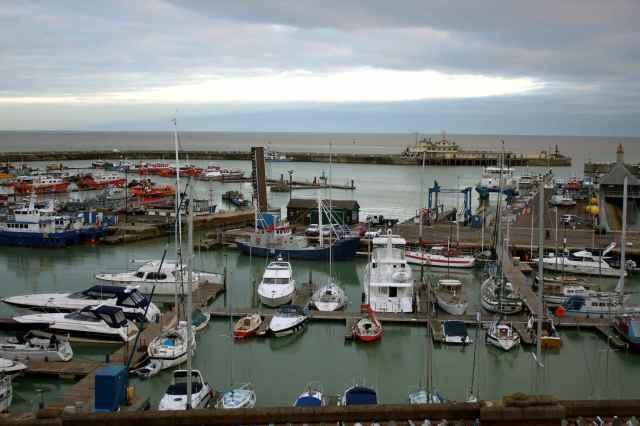 Ramsgate Marina 7-12-13