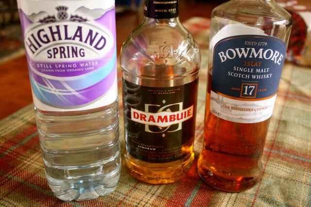 Scottish drinks