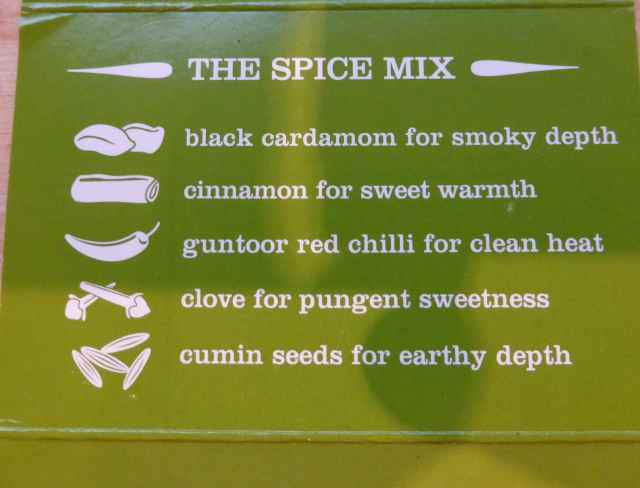The Spice Mix