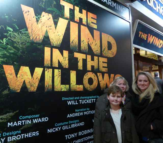 The Wind In The Willows, Duchess theatre