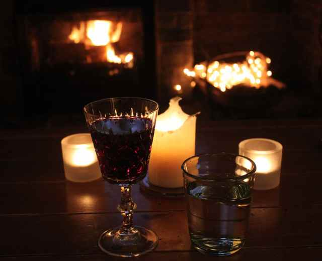 wine, water and fire