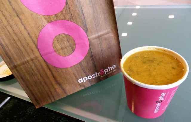 Apostrophe's soup