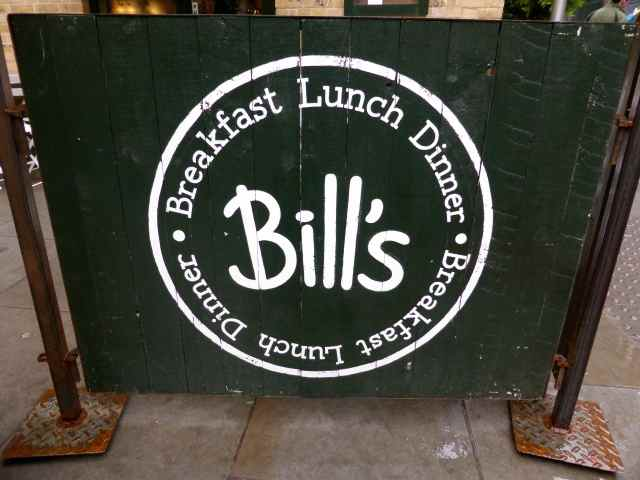 Bill's at Borough