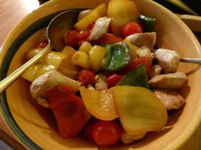 chicken and veg 4-1-14