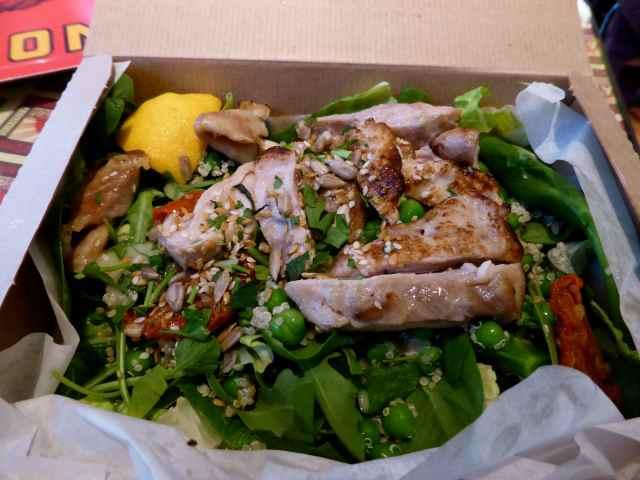 Leon lunch 3
