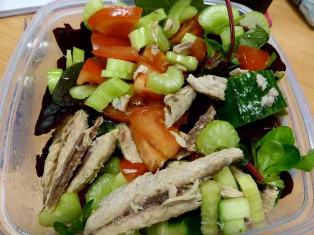 mackerel salad 1