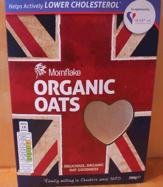 Mornflake oats