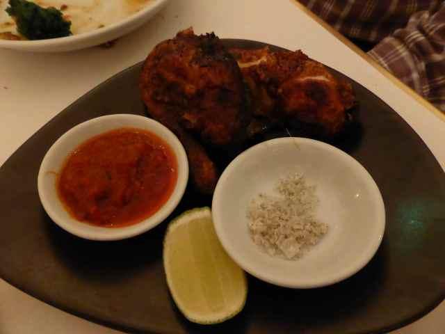 Ottolenghi baby chicken