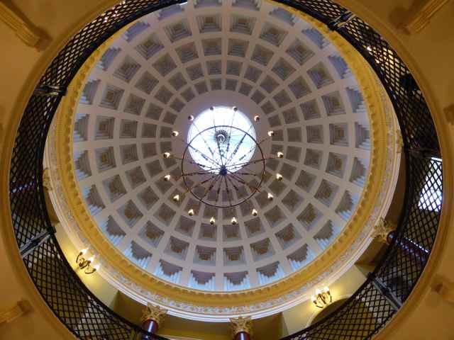 Rotunda in Theatre Royal