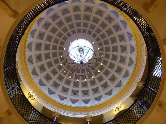 Rotunda in Theatre Royal