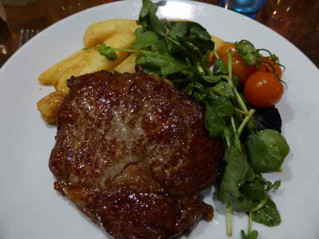 TGH steak