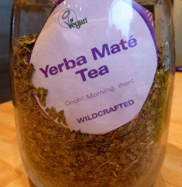 Yerba Matte Tea