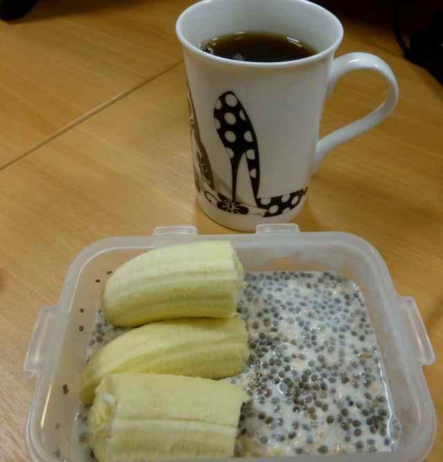 breakfast and tea