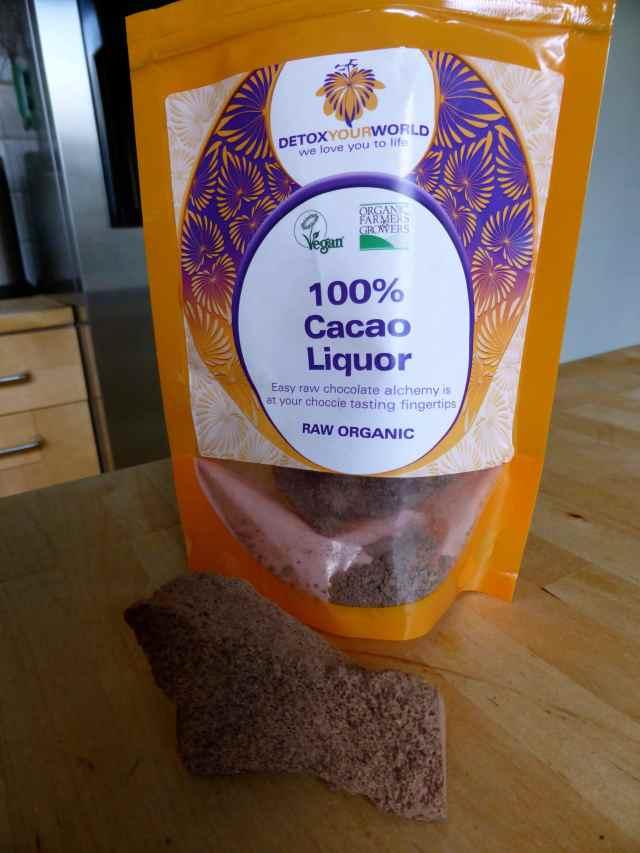 Cacao Liquor