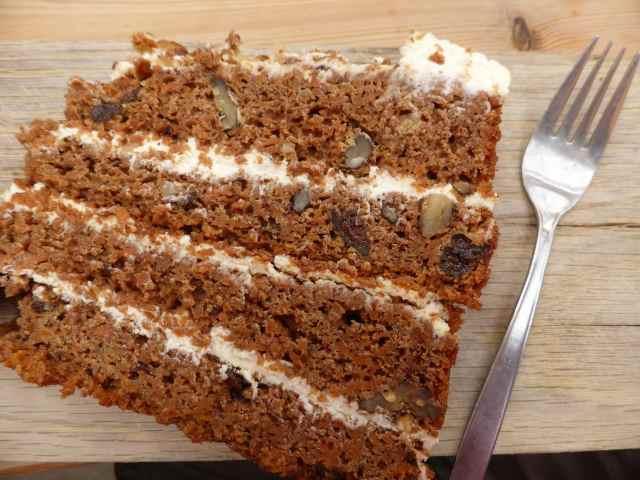 carrot cake mill