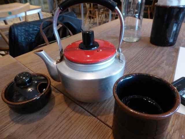 Hoji tea