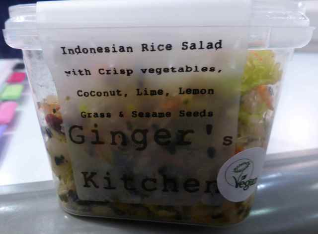 Indonesian Rice Salad