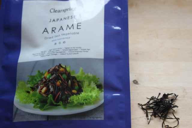 Japanese Arame
